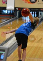 Roma Bowlers Lucas Haubold