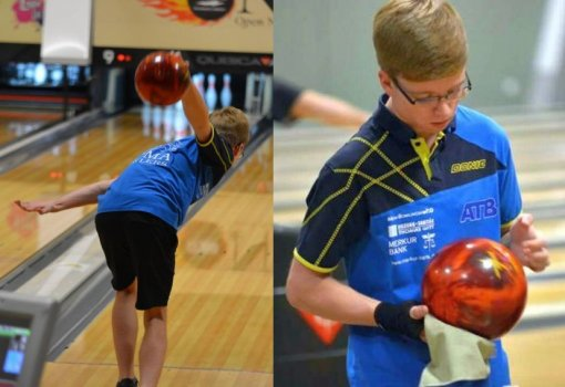 Lucas Haubold Roma Bowlers
