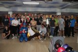 Piratenturnier im Bowling Roma