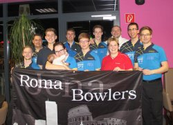 Roma Bowlers bei der Open New Year Challenge 2016
